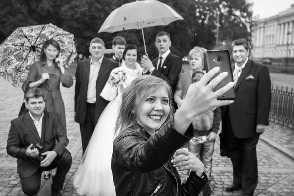 Свадебная фотосессия в Питере.